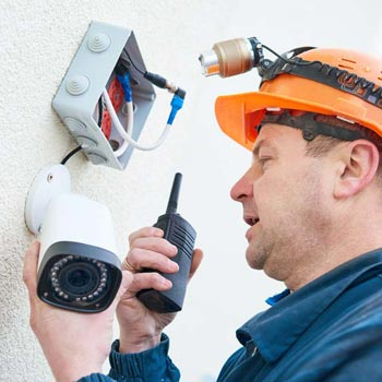 Conwy business cctv system repairs